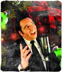 American Swinging Xmas Singer - Christmas Party Sänger buchen